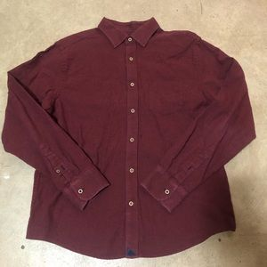 UNTUCKit Flannel Button Up